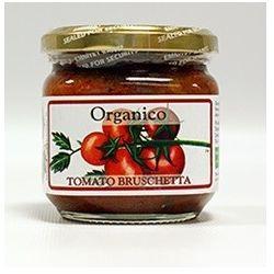 Pasta pentru bruschete cu rosii bio x 195g Organico