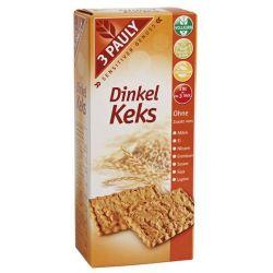 Biscuiti din Grau si Ovaz, Fara Fructoza x 150g - 3Pauly