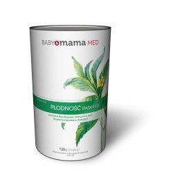 Ceai de plante Fertilitate, fazele 1&2, BabyMama Med