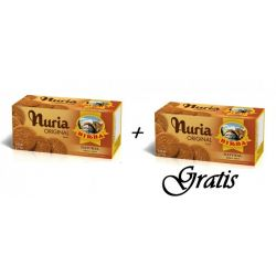 Biscuiti Nuria Original x 145g 1+1 Gratis