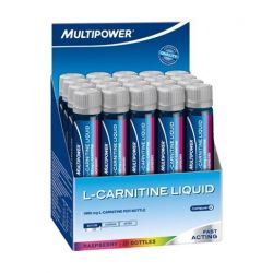 L-Carnitina Lichida Supliment Nutritiv Multipower