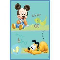 Covor copii Babies Mickey si Pluto 140x200 cm Disney