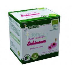 Hofigal Ceai Echinacea bio 25plic.x1g