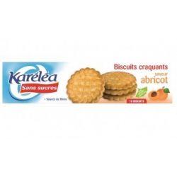 Biscuiti cu caise fara zahar x 132g Karelea