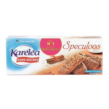 Karelea Biscuiti Speculoos fara zahar x 250g