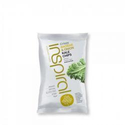 Chips bio raw vegan din kale baobab si ceapa x 30g Inspiral