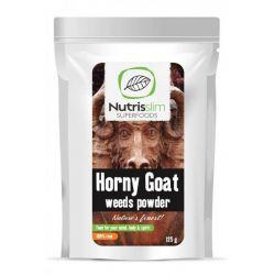 Pudra de iarba Horny Goat x 125g Nutrisslim