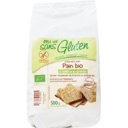 Mix pentru paine cu mei fara gluten x 500g Ma Vie Sans Gluten