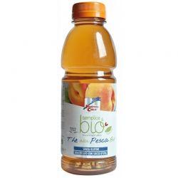 Ice Tea Ceai bio cu aroma de piersica (indulcit cu suc de struguri, fara gluten) x 500ml La Finestra sul Cielo