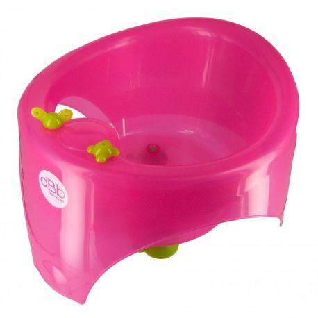 Scaun pentru baie roz - Dbd Remond