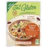 Mix quinoa, mei, fasole rosie bio x 220g Ma vie sans gluten