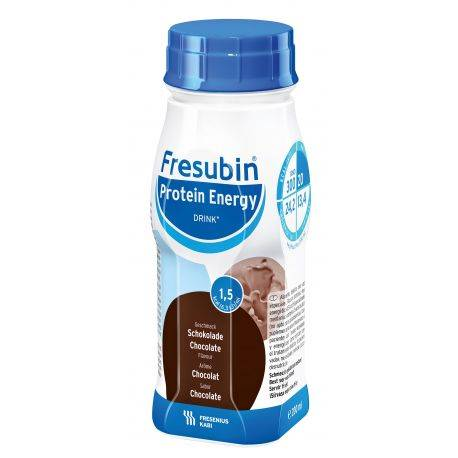 Fresubin Protein Energy Drink Ciocolata x 200ml Fresenuis Kabi