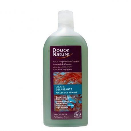Gel de dus marin cu alge de Bretania x 300ml Douce Nature