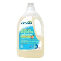 Detergent bio rufe cu aroma de piersici 1,5 L Ecodoo