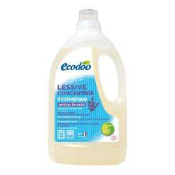Detergent bio rufe cu aroma de lavanda x 1,5L Ecodoo