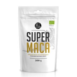Maca pulbere bio x 200g Diet Food