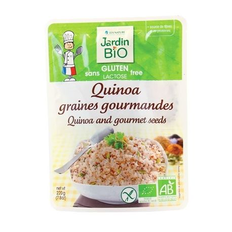 Mix quinoa si seminte x 220g JardinBio