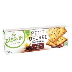 Biscuiti Petit Beurre cu pepite de ciocolata x 150g Bisson