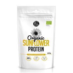 Proteina din floarea soarelui pulbere bio x 200g Diet Food