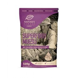 Muesli Superfood Bio x 320g Nutrisslim
