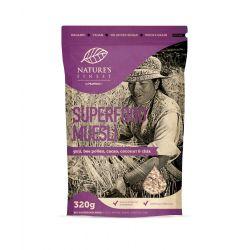 Muesli Superfood Bio x 320g Nutrisslim
