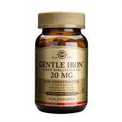 Gentle Iron 20mg x 90cps Solgar