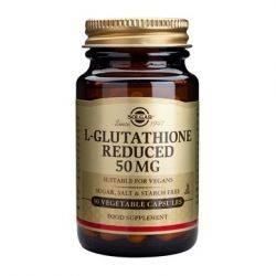 L-Glutathione 50mg x 30cps Solgar