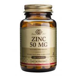 Zinc Gluconate x 100 tab. Solgar