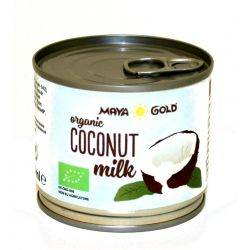 Lapte de Cocos Ecologic/BIO 200ml Maya Gold
