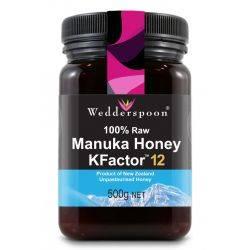 Miere de Manuka KFactor 12 RAW 500g