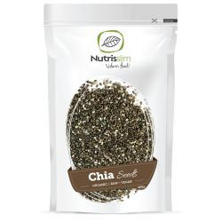 Seminte de Chia negre x 250g Nutrisslim