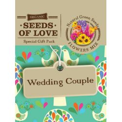 Seeds of love Wedding couple 1.7g