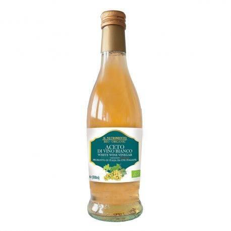 Otet bio din vin alb x 500ml Probios