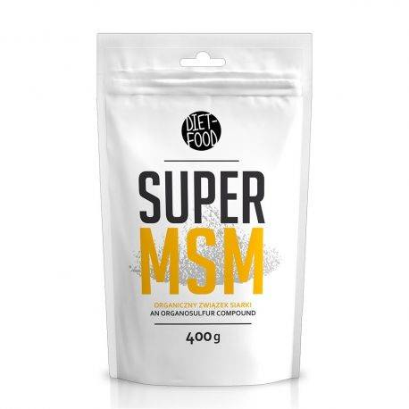 MSM Pulbere x 400g Diet Food