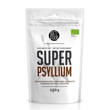 Tarate de psyllium pulbere bio x 200g Diet Food