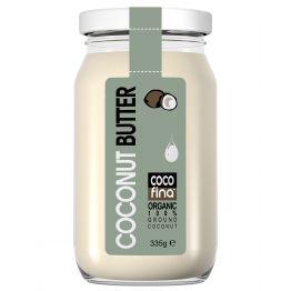 Unt de cocos organic 100% x 335g Cocofina