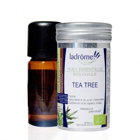 Ulei esential de tea tree x 10ml Ladrome