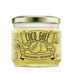 Coco Ghee - mix unt clarificat cu ulei de cocos x 300g
