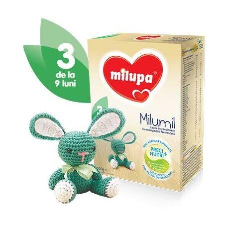 Milupa - Milumil 3 Lapte Praf x 600g