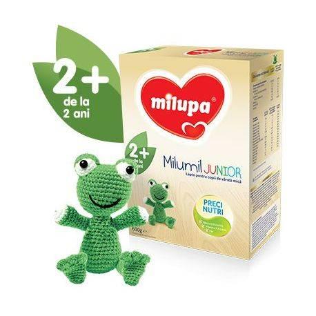 Milupa - Milumil Junior 2+ Lapte Praf x 600g