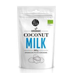 Lapte praf bio de cocos x 200g Diet Food