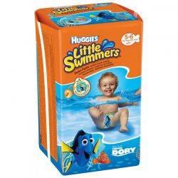 Huggies Little Swimmers M (12-18kg) x 11buc