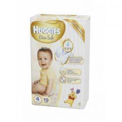 Huggies Elite Soft 2 (4-7kg) x 27buc