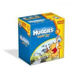 Huggies Super Dry Disney Box Nr.3 (4-9 kg) x 120buc