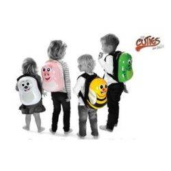 Ghiozdan si valiza copii Cazbi the Bee Cuties & Pals