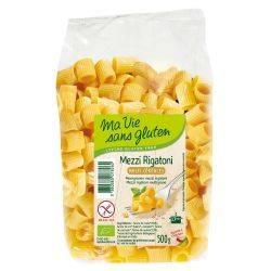 Mezzi rigatone multicereale fara gluten x 500g Ma vie sans gluten