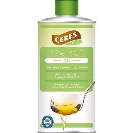 Ulei Ceres MCT 77% x 500ml Dr. Schar AG