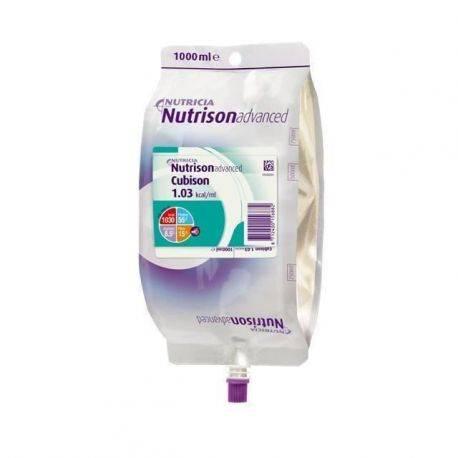 Nutrison Advance Cubison x 1000ml Nutricia