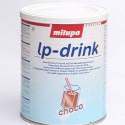 LP Drink Choco x 375g Milupa