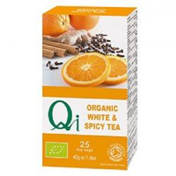 Ceai verde BIO cu iasomie QI x 50g (25 plicuri x 1.76g ) YOGI TEA